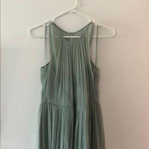 J. Crew bridesmaid dress